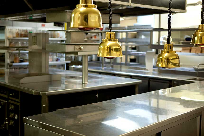 Mantenimiento y limpieza integral cocinas hoteles